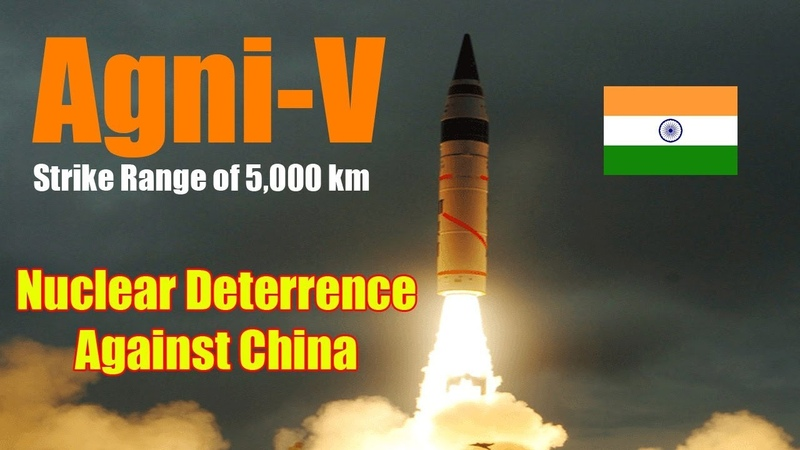 India successfully test fires nuclear capable Agni 5 missile