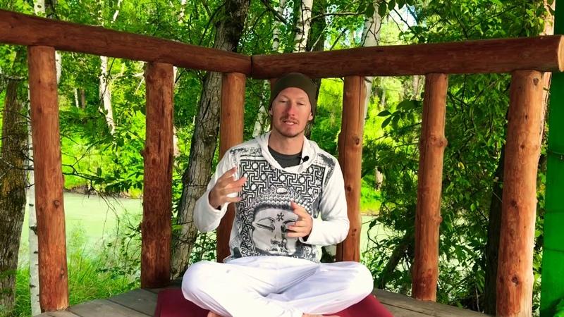 Медитация успокоения ума и остановки мыслей
