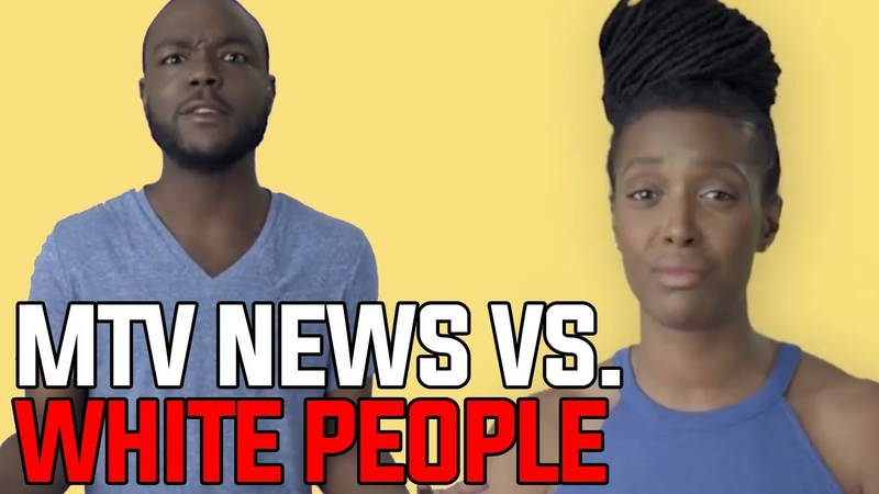 Anti-White MTV Video Goes Wrong