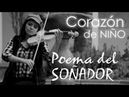 Corazón De Niño ❤ en VIOLÍN del Soñador Camilo Ponce
