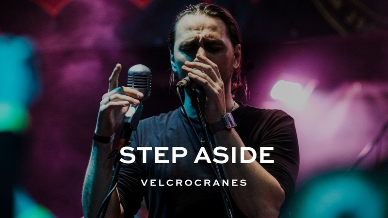 Velcrocranes – Step Aside (live at Rock House, Moscow)