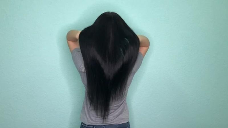 Наращивание волос 100 прядей 60 см