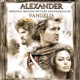 Vangelis альбом Alexander (Original Motion Picture Soundtrack)