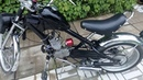 Мотовелосипед чоппер карб.К60В F-50 (Дырчик)/OCC Schwinn Stingray Chopper bike