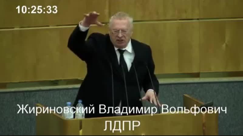 Жириновский - Повысить зарплату и ПЕНСИИ в два РАЗА!