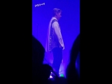 22.07.18 Himchan focus (blind) @ B.A.P 2018 LIMITED in Seoul