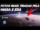 TOP 10 FOTOS TIRADAS PELA NASA E PELA ESA QUE DERAM O QUE FALAR / AS MAIS MISTERIOSAS