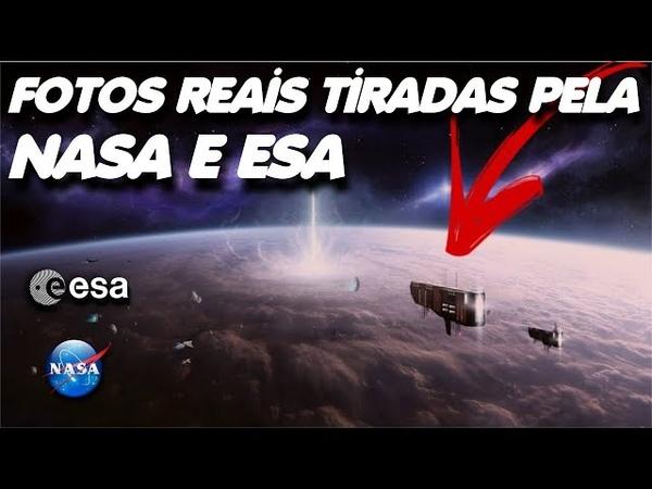 TOP 10 FOTOS TIRADAS PELA NASA E PELA ESA QUE DERAM O QUE FALAR AS MAIS MISTERIOSAS