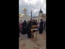Троице Сергиева Лавра в день памяти преп Сергия игумена земли Русской