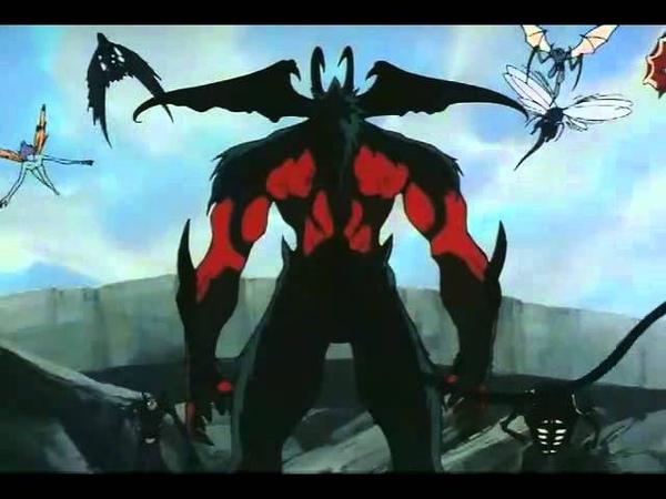Devilman - Monster