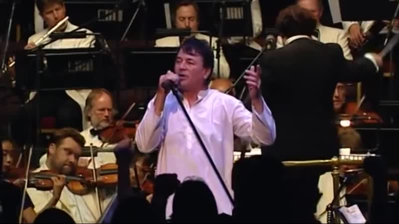 Deep Purple, London Symphony Orchestra - Smoke On The Water (Live)