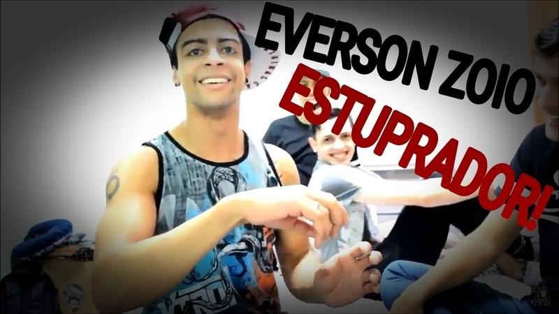 YOUTUBER EVERSON ZOIO ADMITE ESTUPRO EM VIDEO! (ELE APAGOU O VÍDEO!)