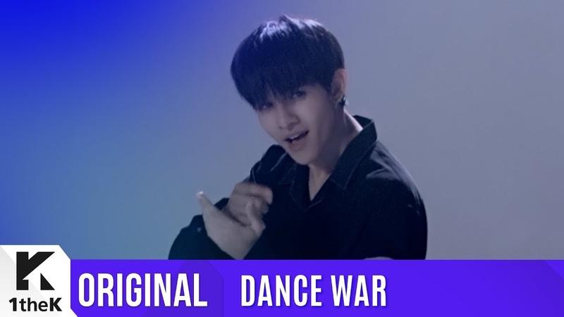 [DANCE WAR(댄스워)] Round 1: SILVER 16 Fancam(SILVER 16 직캠) UNMASKED ver.