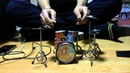 Slipknot - Eyeless (mini drum cover)