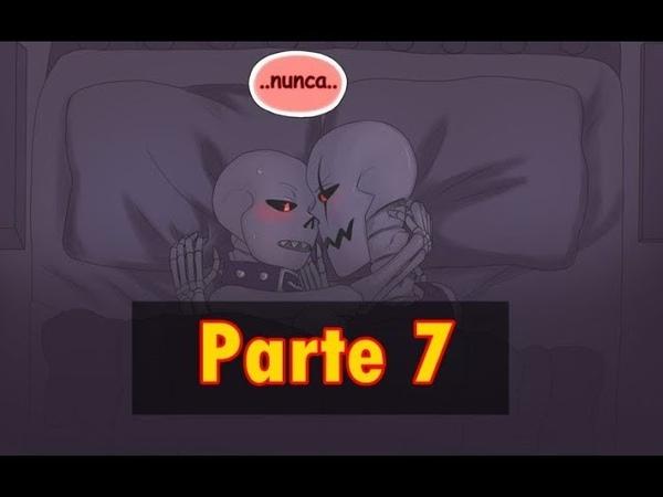 Papyrus Domination (fellcest cómic) - Parte 7 (Resubido ,v)