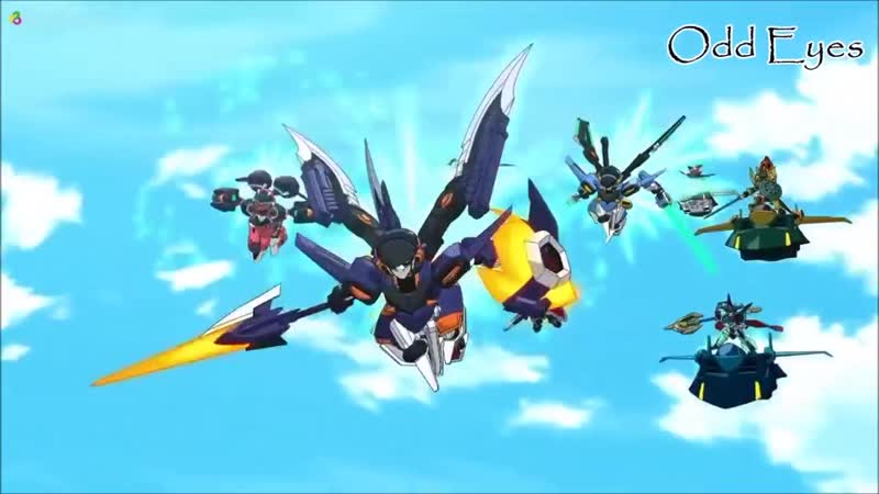 Shinsei Inazuma Japan Team Danball Senki W VS Inazuma Legend Japan VS Evil LBX