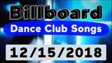 Billboard Top 50 Dance Club Songs (December 15, 2018)