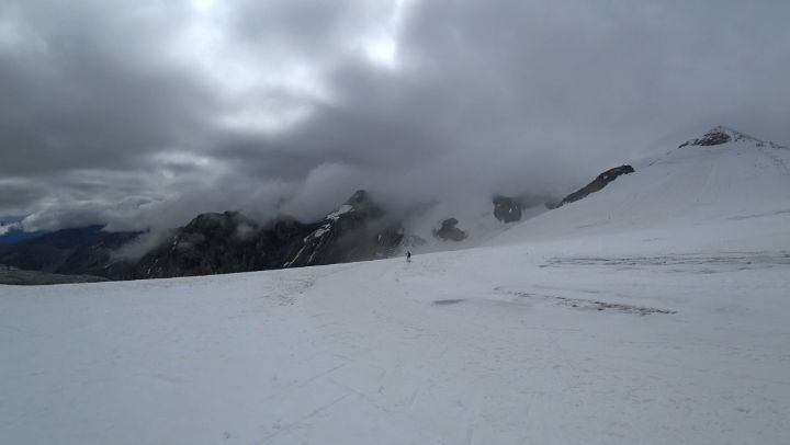 "Baiba Bendika on Instagram: ""Čau, 6. jūlij! ❄🙃 . summer skiing stelvio montelivrio @madshus1906 @blizeyewear @sportlandlv @swix_sport @latvianb..."