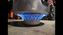 Super Cat Stove - Low Pressure Side Burner - Boil Test1