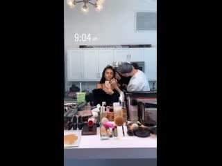 Shay Mitchell's Instagram Story (26 февраля 2019)