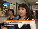 Репортаж на телеканале Культура Художник-декоратор Лира Сулейман
