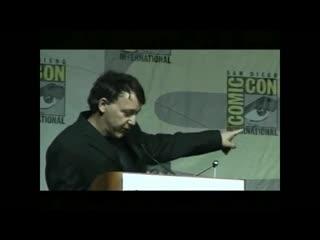 Comic con 2006 intro Spider Man 3 (2007)