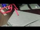 Как сшить платье трансформер без выкройки Туника пончо за час своими руками