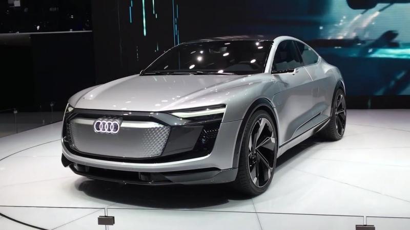 Audi Aicon концепт