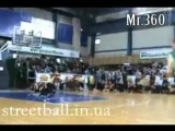 Mr. 360 dunks from BWC 2009