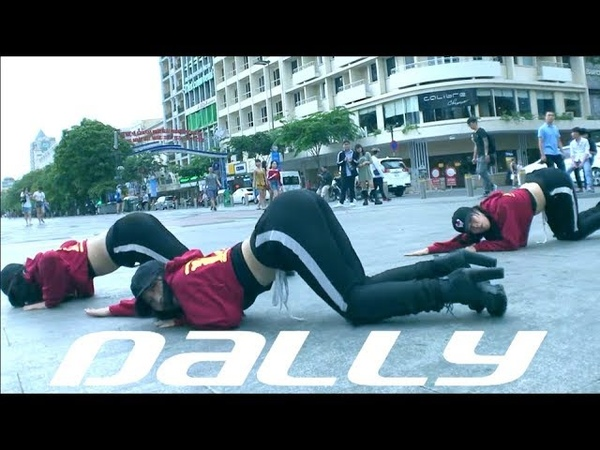 [KPOP IN PUBLIC CHALLENGE] 효린(HYOLYN) - 달리(Dally) (Feat.GRAY)   Dance Cover   B.K.A.V