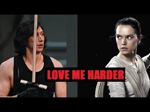 Reylo    Love Me Harder (HD clips)