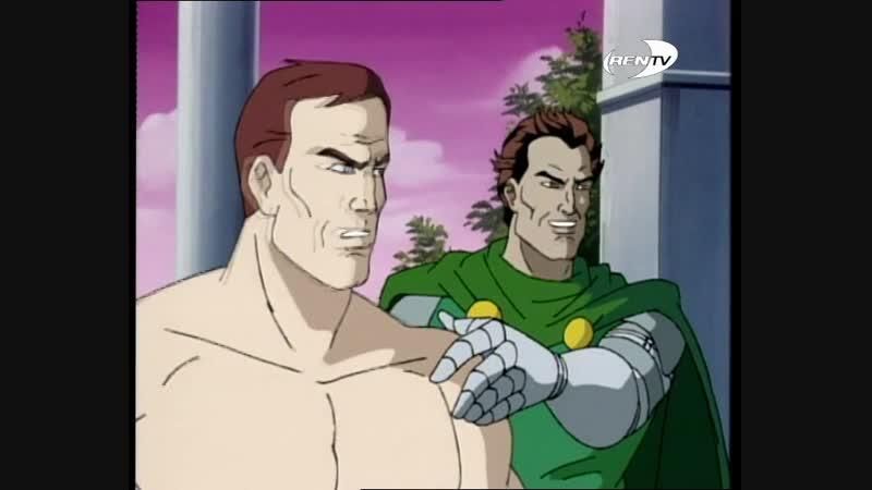 Человек паук 5 сезон 11 серия Секретные войны часть 3 Фатум 02.06.2002
