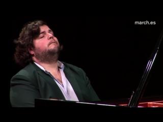 543 (2) J. S. Bach / F. Liszt - Fugue in A minor, BWV 543 - Ambrosio Valero, piano