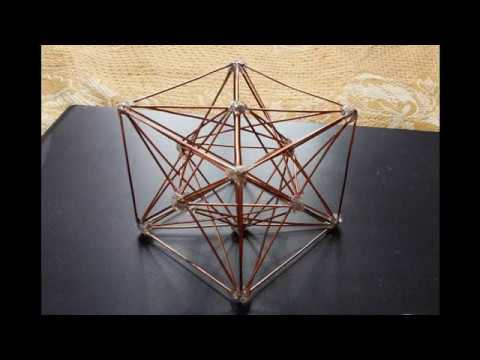 Куб Метатрона - самый сильный генератор «темной материи».