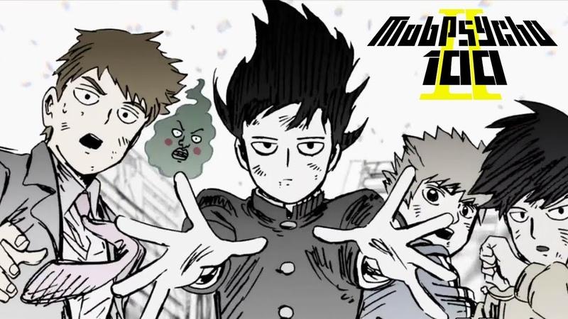 Mob Psycho 100 II - Opening (HD)
