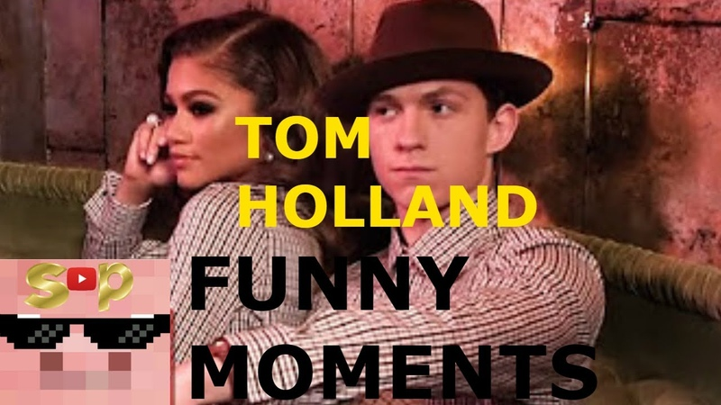 Tom Holland Funny Moments*Subscribe and Turn on Notifacations*(Try Not To Laugh)