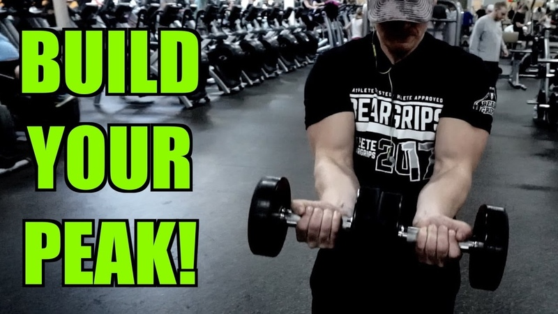 Top 5 Exercises for the BICEP PEAK
