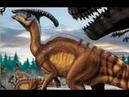 Пластилиновый мультик про динозавров.