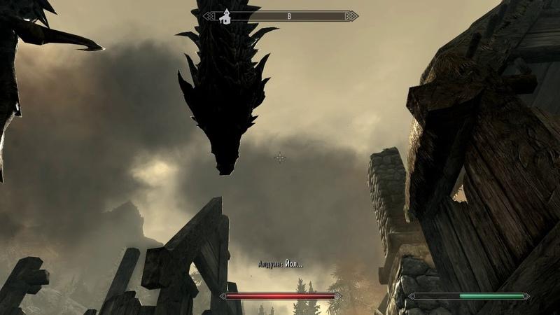 The Elder Scrolls V Skyrim № 1 Начало Приключений