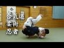 合気道と柔術24525者 AikidoJiu-JitsuNinja techniques