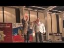 Никите Джигурде вручают награду Почетный гражданин России (2017)