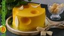 МУССОВЫЙ ТОРТ С ПАРМЕЗАНОМ И АНАНАСОМ◊Торт Головка Сыра ◊Рецепт муссового десерта◊Cheese wheel cake