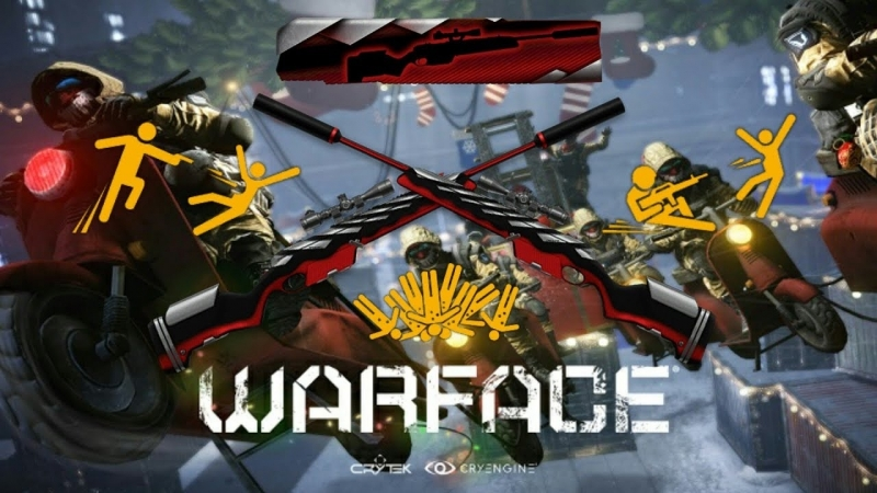 Warface Steyr Scout -||- Frag Movie - [by Rinzler]