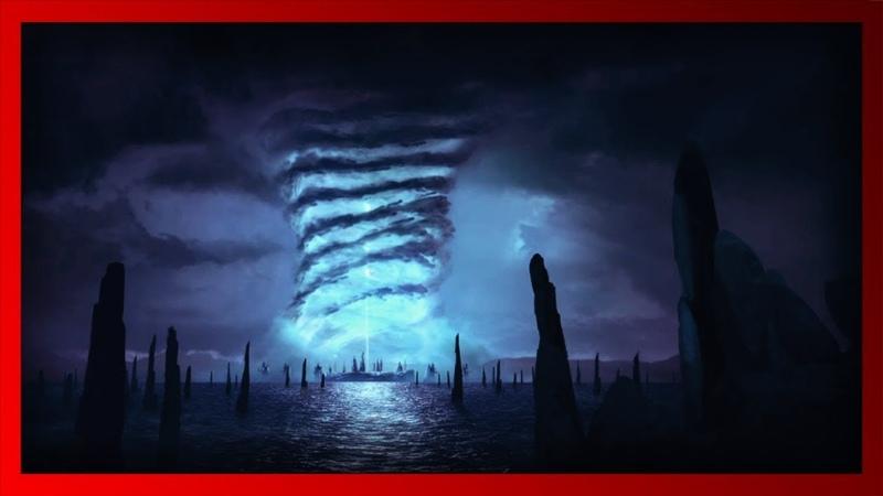 Великий Вихрь и Магическая Энергия Warhammer FB I Total War