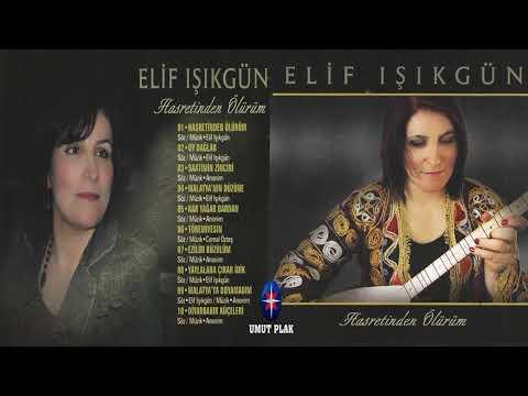Elif Işıkgün - Kar Yağar Bardan Bardan / Arguvan Malatya Hareketli Türküler (DELİLO)