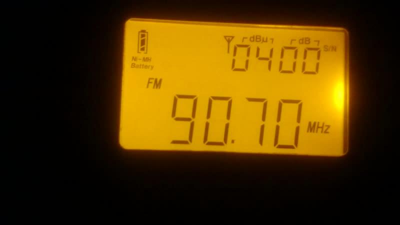 90.7 SuomiRock(Kotka)~179km