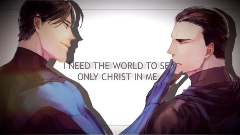 Bruce Dick - Christ in me (HBD Luke) ♡