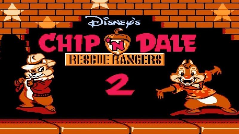 Chip and Dale 2 8bit emulation