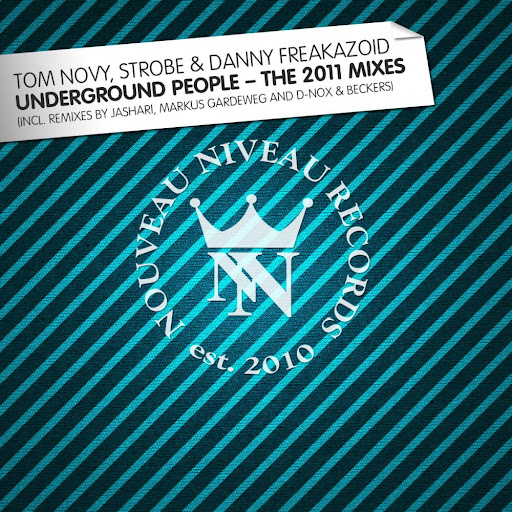 Tom Novy альбом Underground People