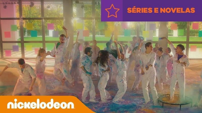 Kally´s Mashup | Unísono (Lyrics) | Brasil | Nickelodeon em Português